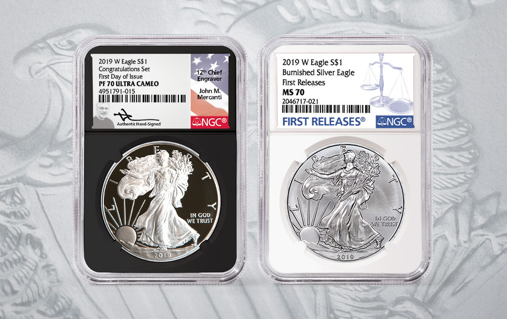 thumbnail image for Wow! NGC Has Now Certified Over 10 Million Silver Eagles