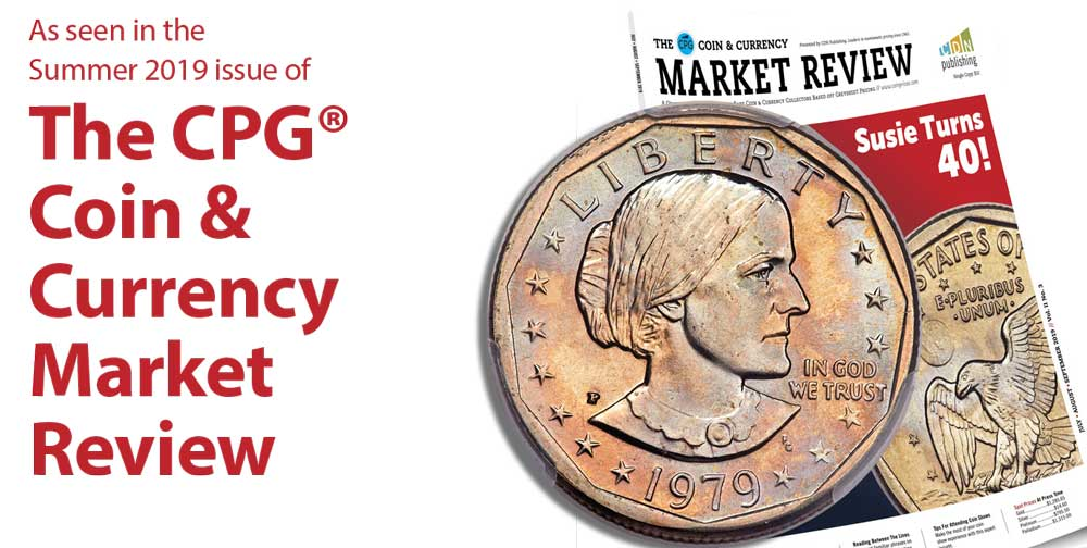 thumbnail image for The Susan B. Anthony dollar turns 40