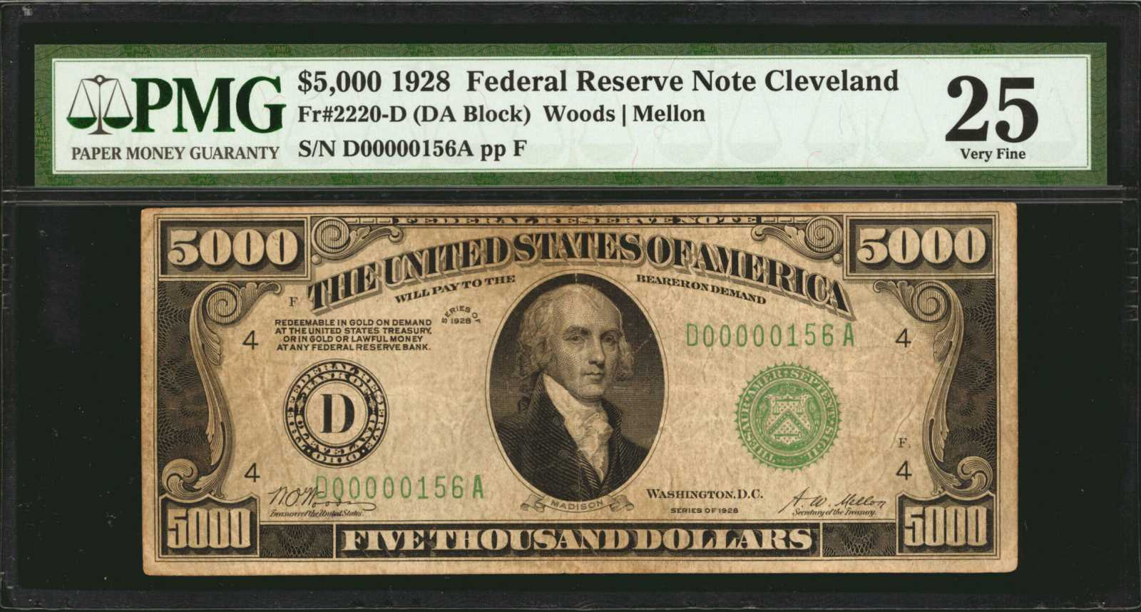 main image for Stack's Bowers ANA U.S. Currency Auction Realizes $5.3 Million