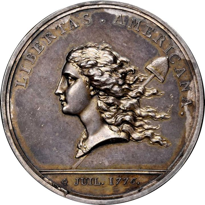 main image for Stacks Bowers Sells $1.7 million Adams Collection of Comitia Americana Medals in Baltimore