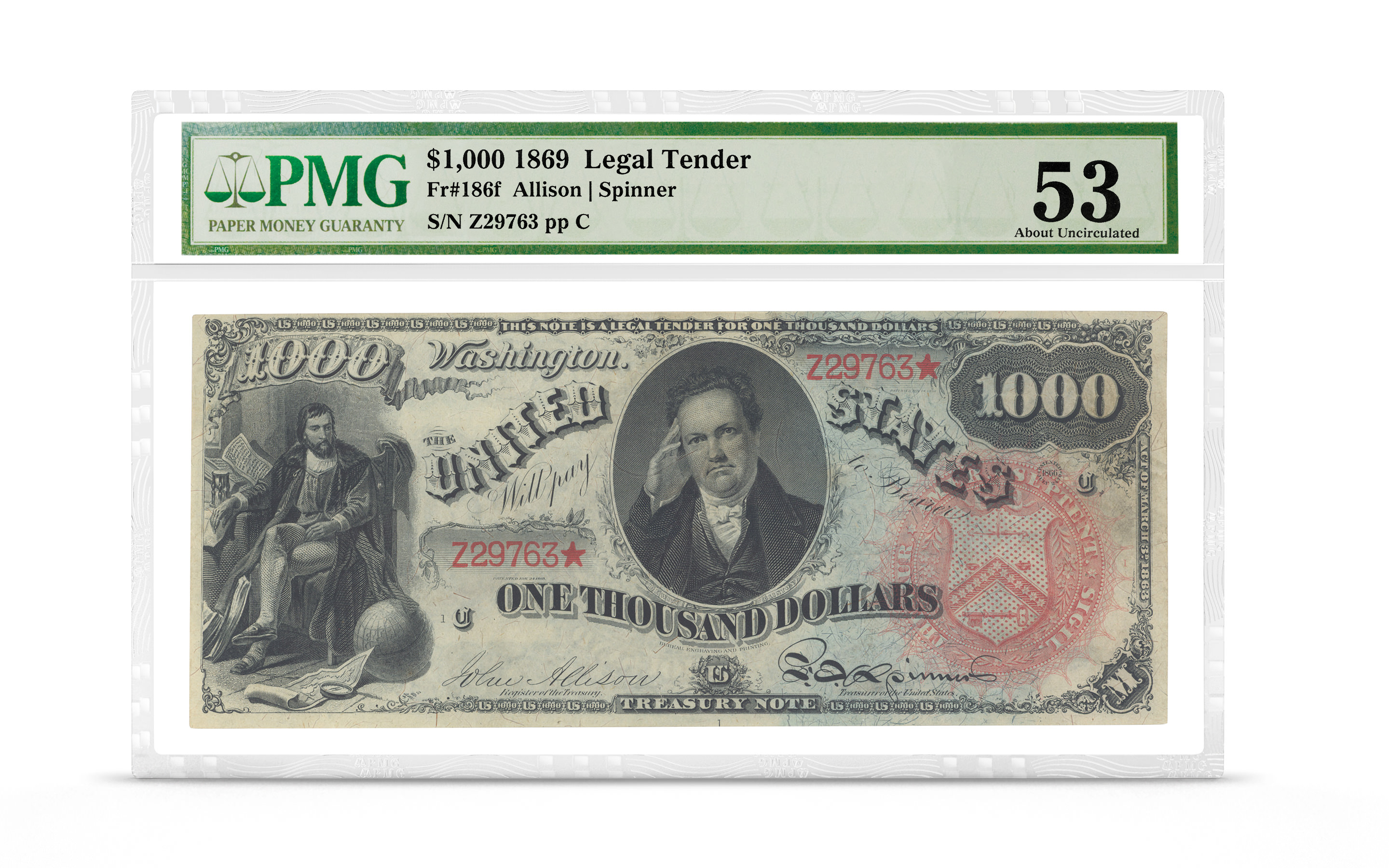 main image for PMG Certifies 2,000,000 Notes