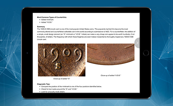 main image for PRESS RELEASE: NGC Helps Collectors and Dealers Identify Counterfeit Coins