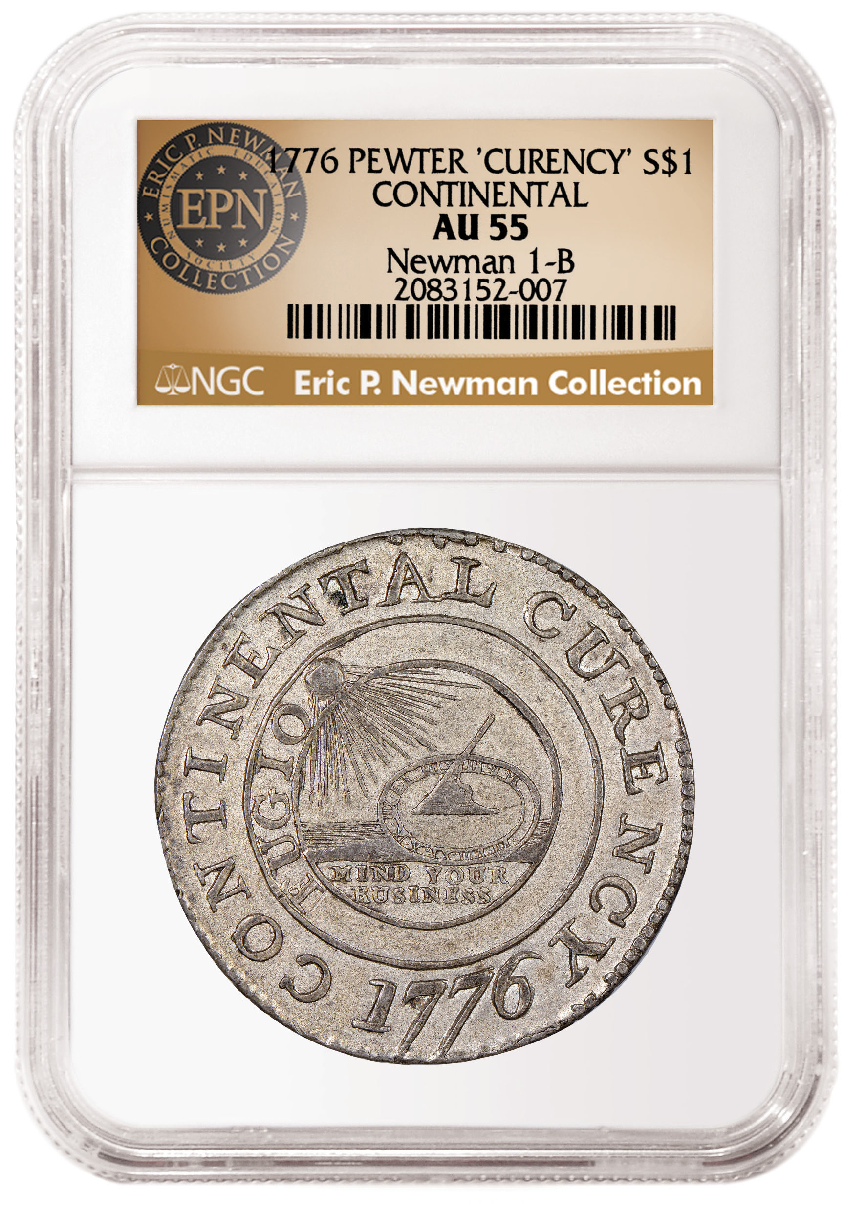 main image for NGC Certifies Additional Newman Selections