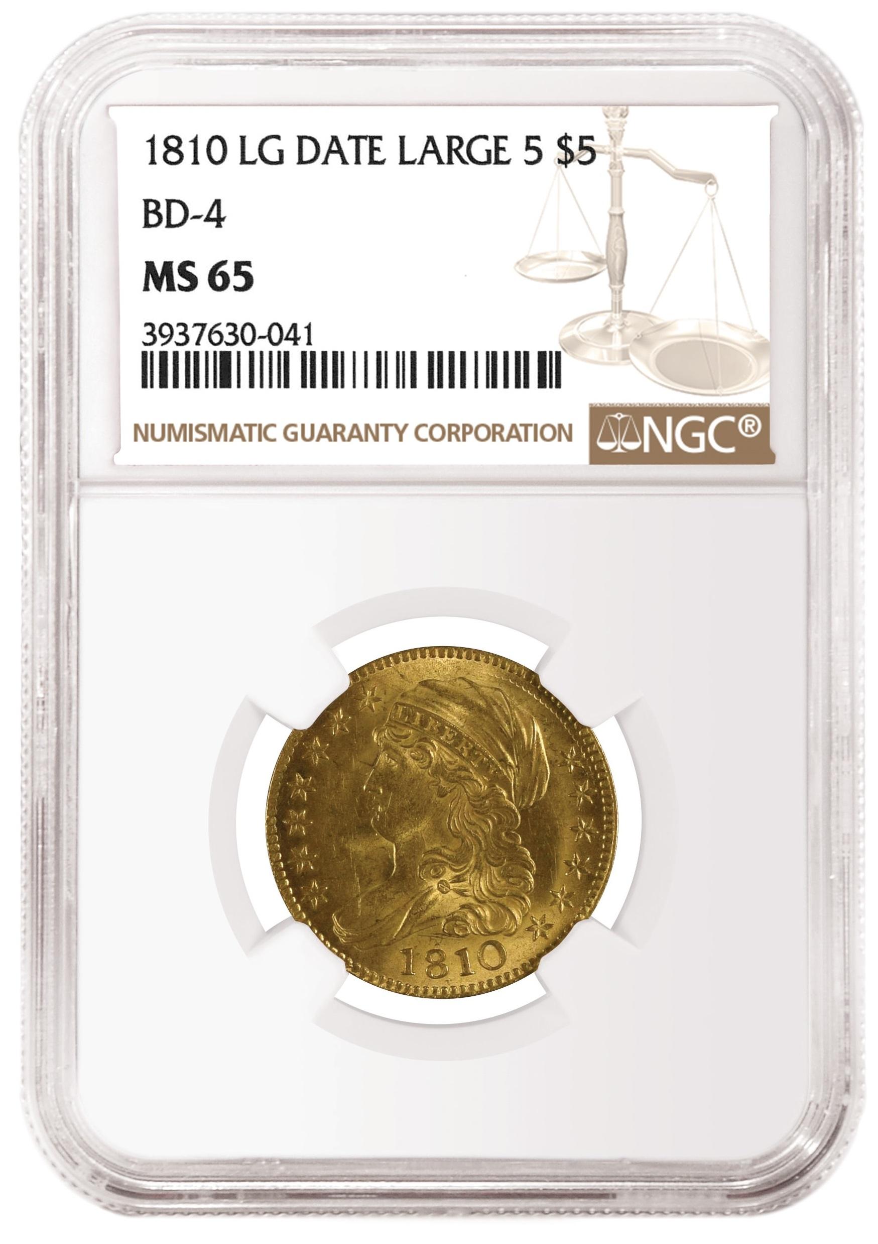 main image for NGC Grades Gold & Palladium Rarities in Germany