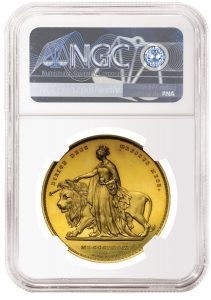 1839 Una And The Lion Great Britain