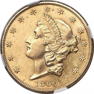 1860-O Double Eagle