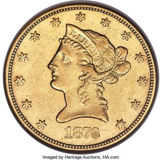 main image for PRESS RELEASE: 1873 Carson City Gold Spotlights Legendary Collections in Heritage Auctions' Long Beach Offering