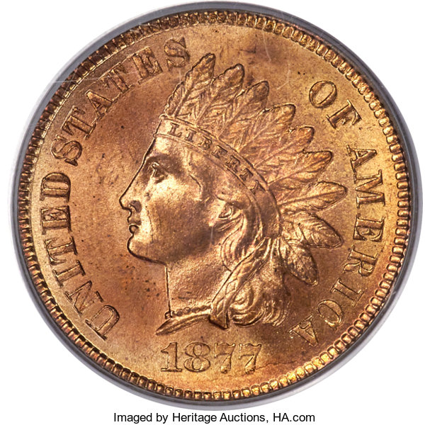 main image for Heritage to Offer World's Finest Collection of Indian Head Cents