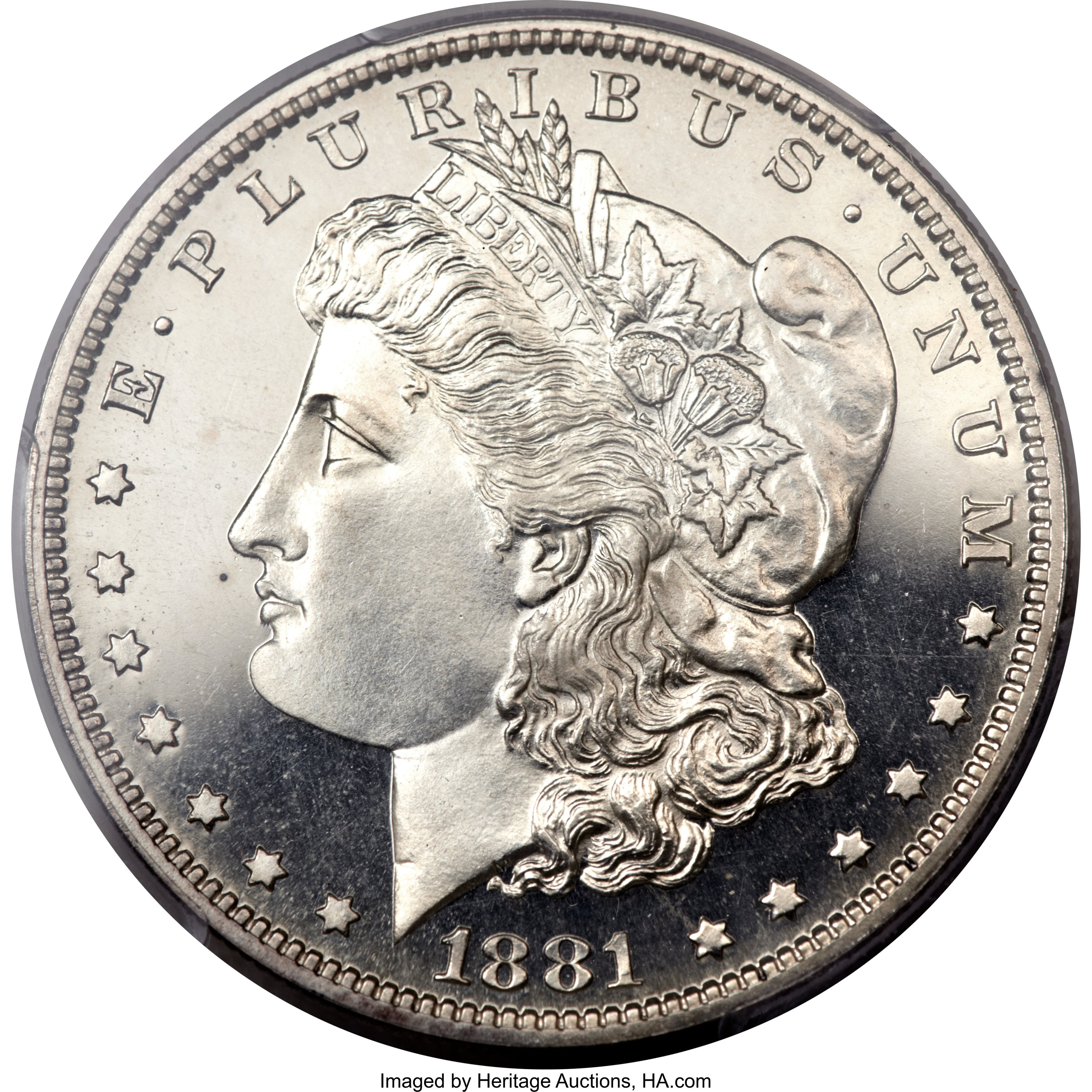 main image for Pricing for Cameo Proof Morgan Dollars Now Available Online at Greysheet