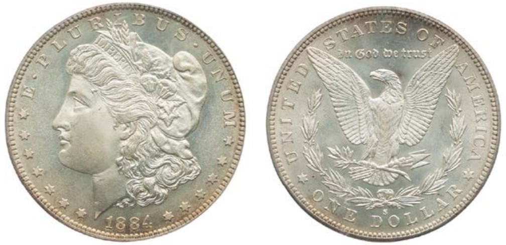thumbnail image for Exquisite Morgan Dollars Shine at Sotheby's