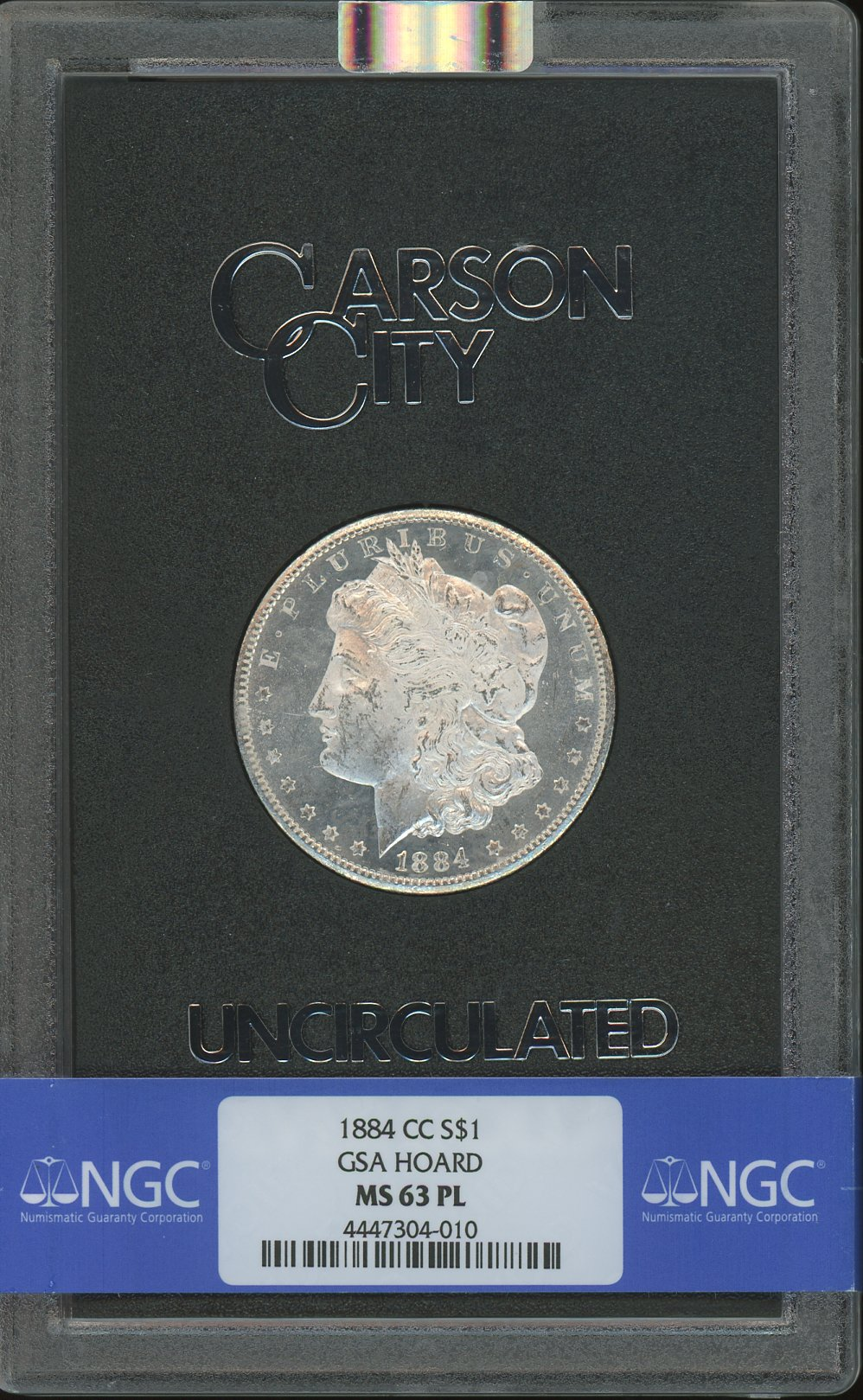 main image for GSA Morgan Dollar Prices Available on the Greysheet