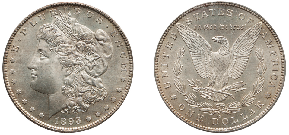main image for CAC Morgan Dollars Bring Premiums in Landmark Auction on May 21, 2018