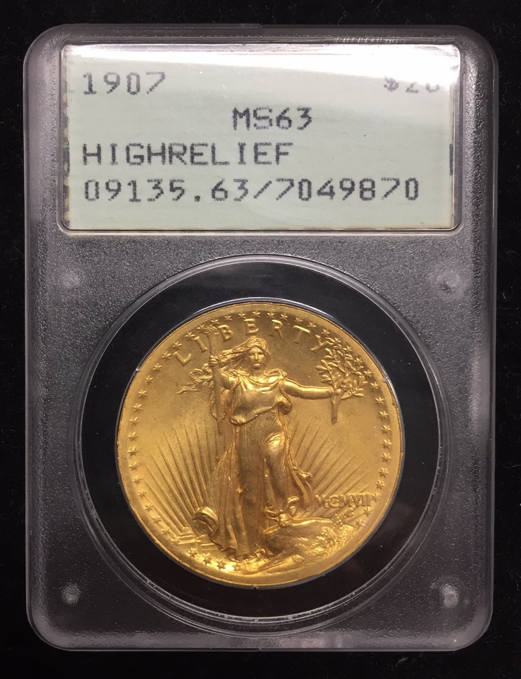main image for Sale Of Rare Saint-Gaudens $20 Ignites Facebook Group