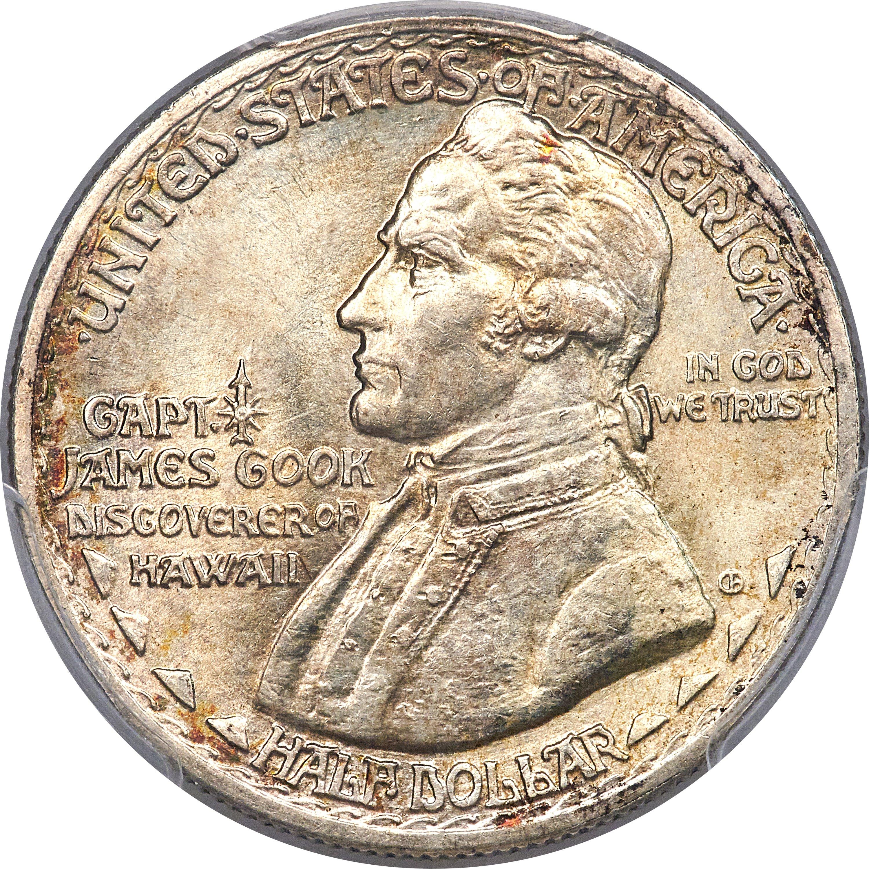 1928 Hawaiian Half Dollar