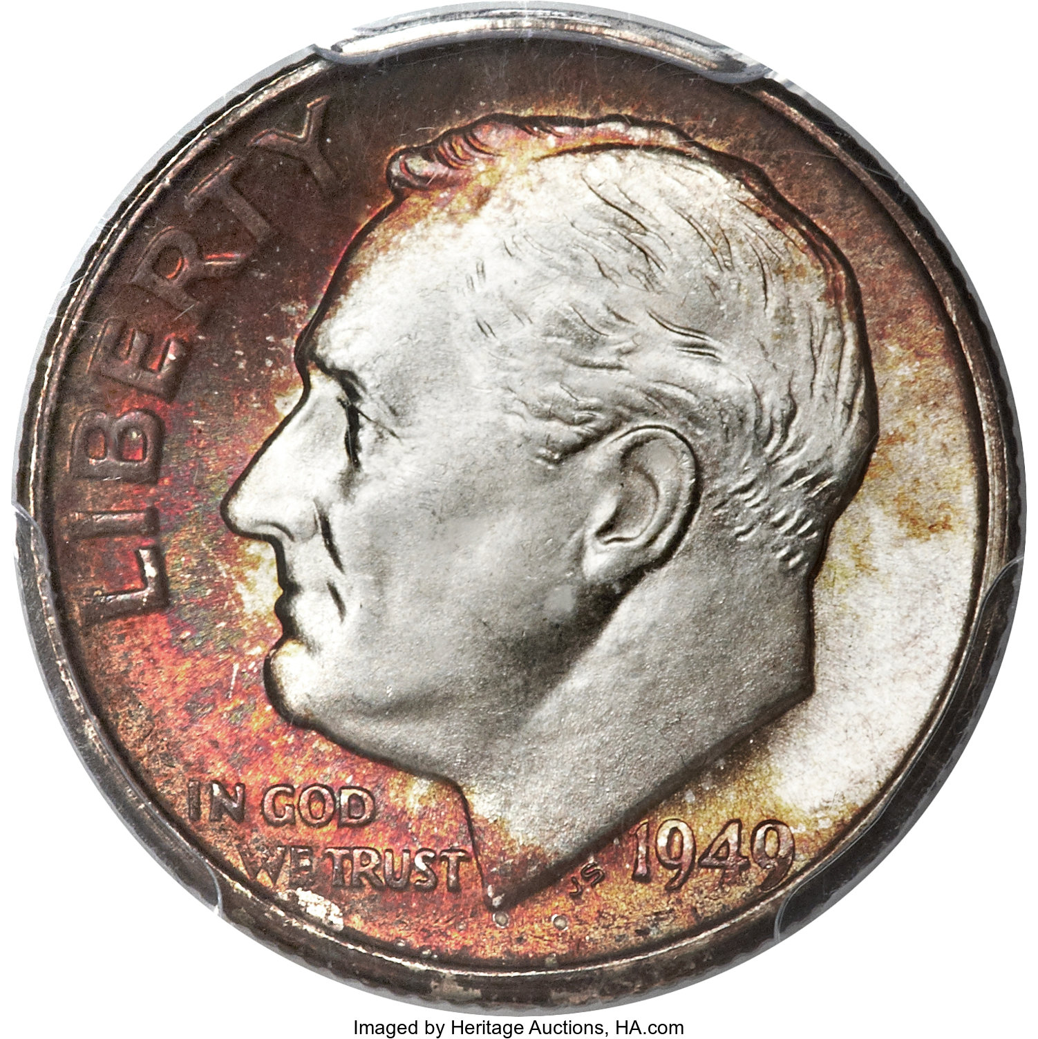 main image for Collecting Roosevelt Dimes: Making A Case For A Marvelous Modern Series