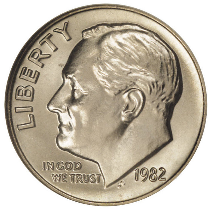main image for 1982 Coinage Keeps Collectors On Their Toes