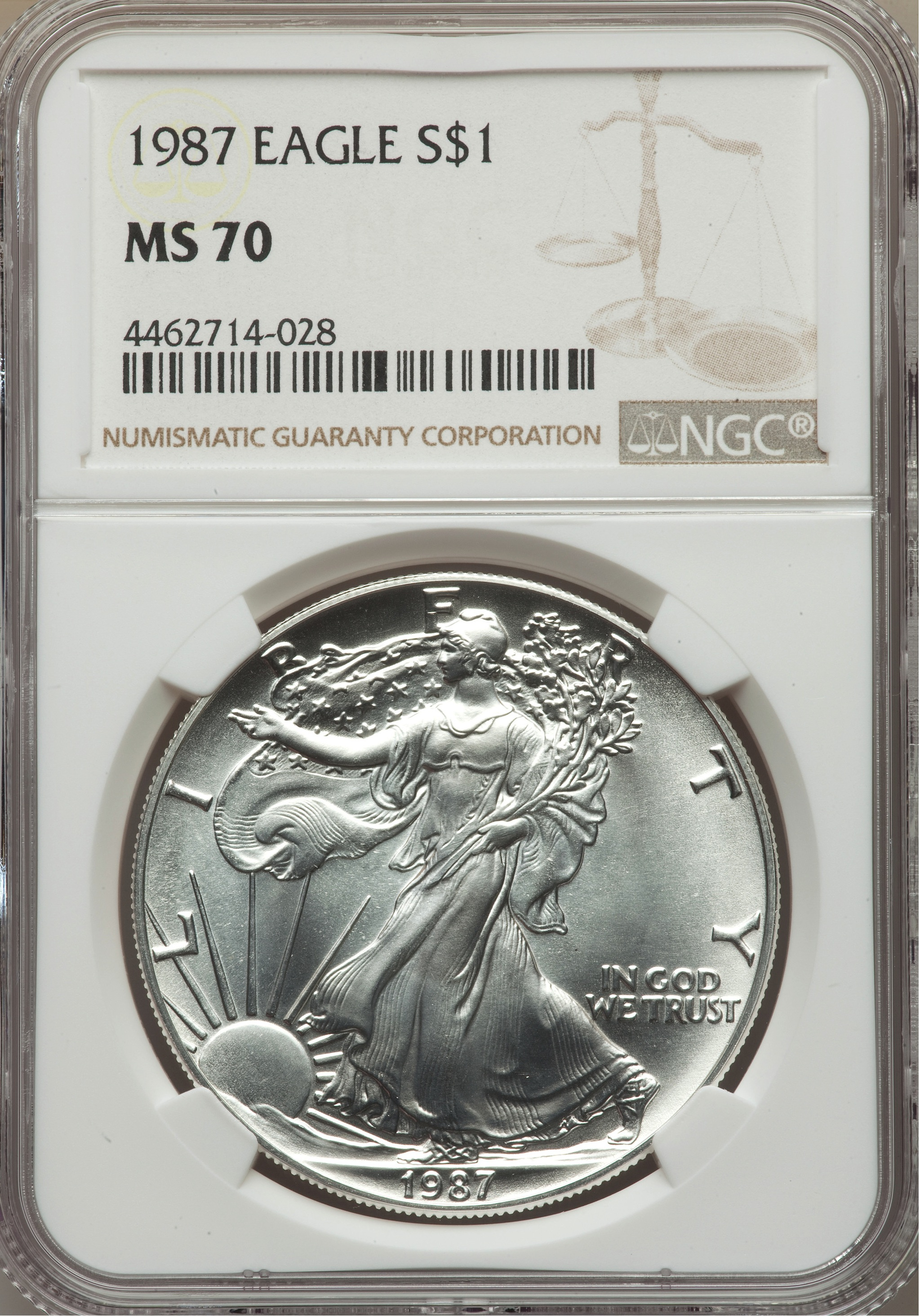 main image for Seller of Counterfeit NGC Holders Brought to Justice