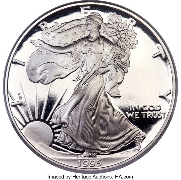 enlarged image for 1995: The Year Of The Last Great Rare US Coin?