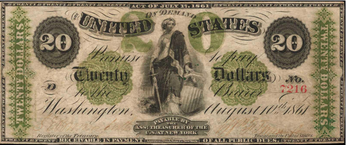 main image for Currency Auction Realizes Over $11 Million in Baltimore Stack's Bowers Sale
