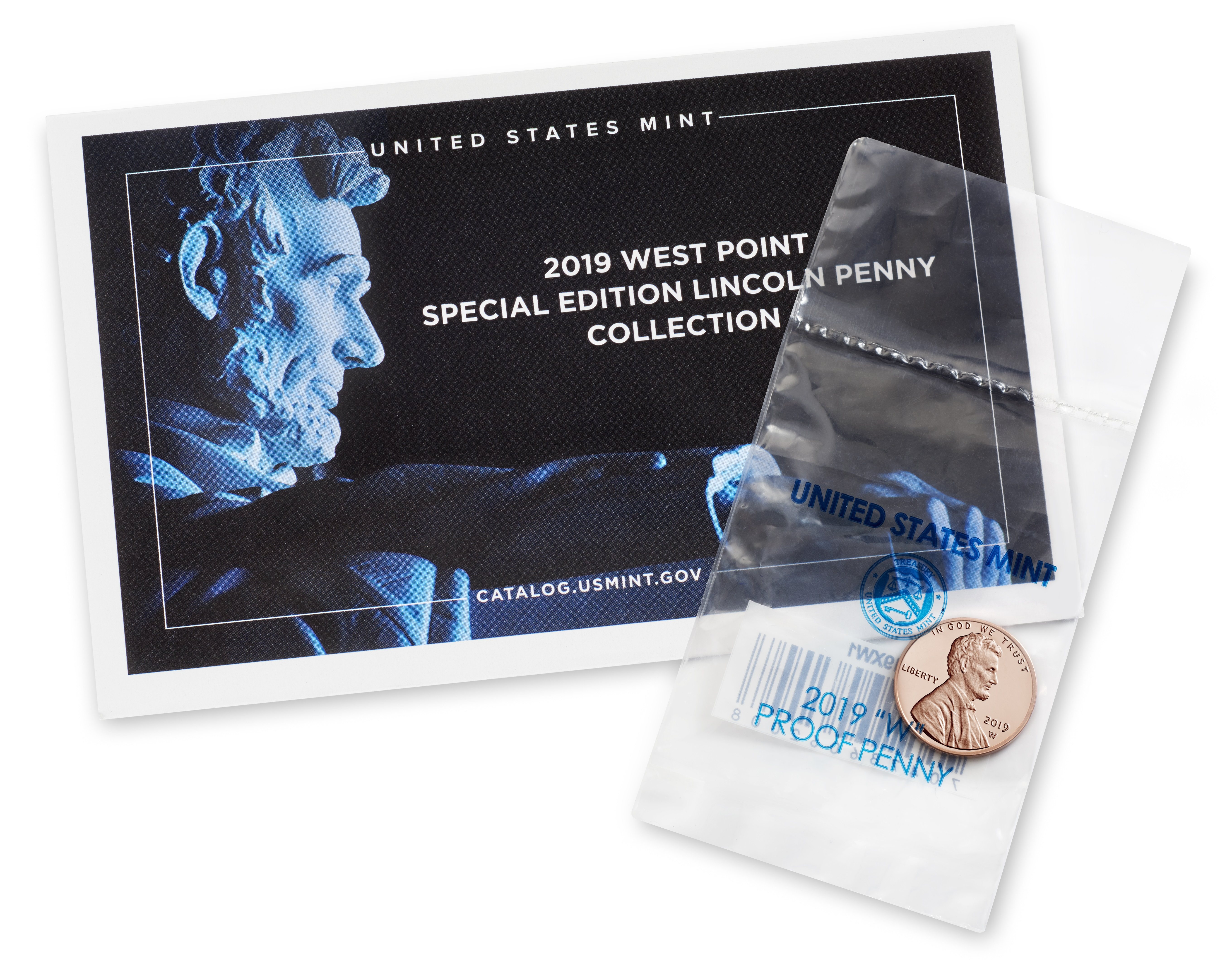 thumbnail image for 2019-W Proof Lincoln Cents Excite Collectors