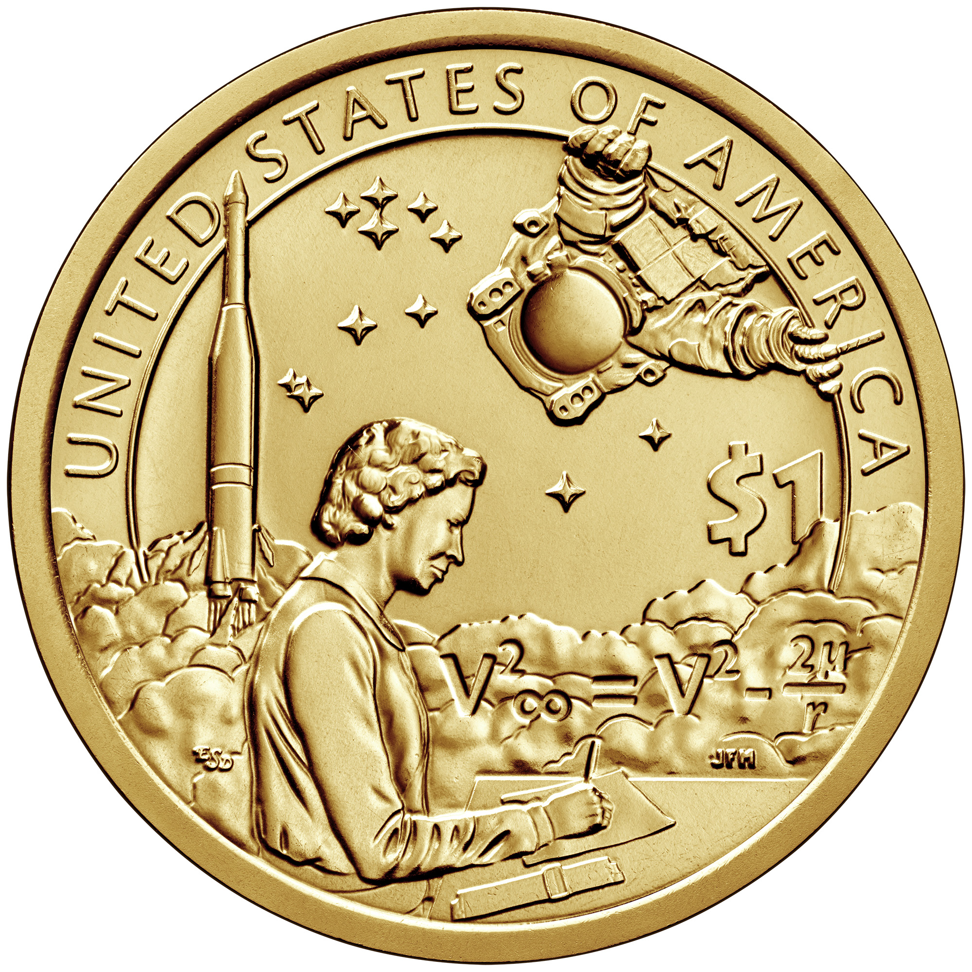 main image for United States Mint Unveils Design for 2019 Native American $1 Coin Reverse