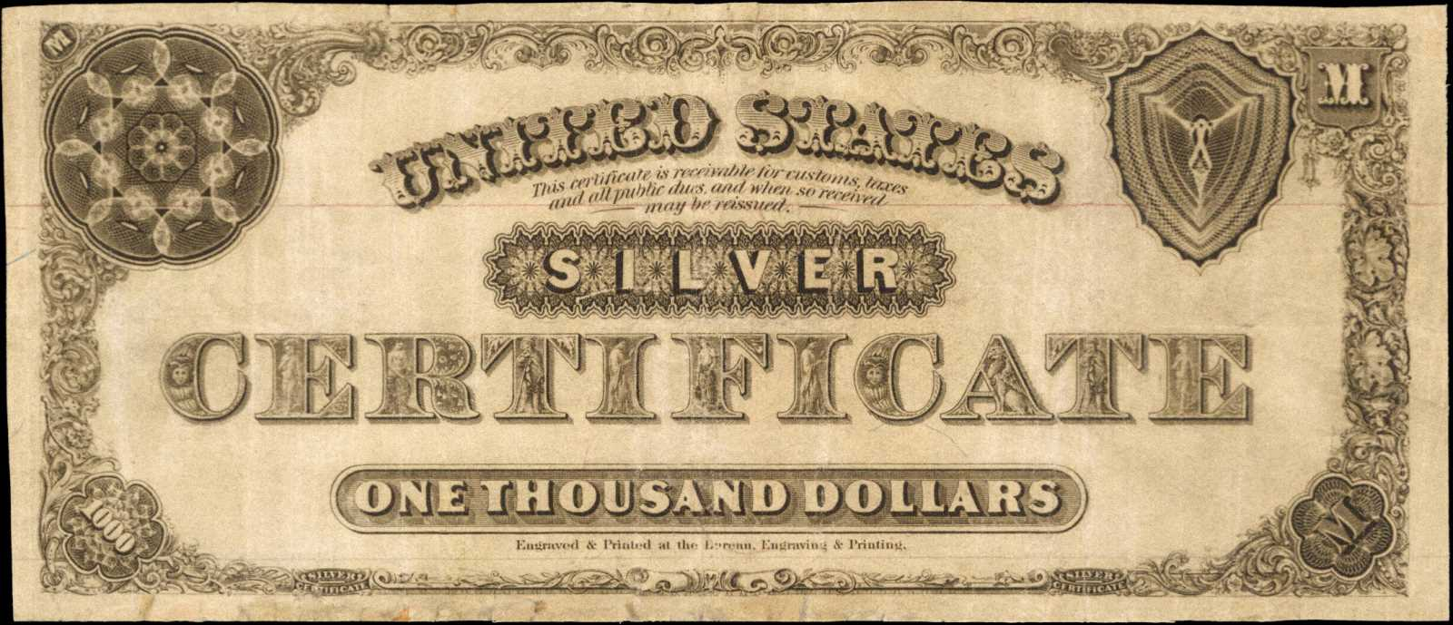 enlarged image for Joel. R. Anderson Collection of United States Currency Auction Realizes Nearly $10 Million in 2nd Sale