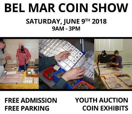 main image for BELMAR COIN SHOW