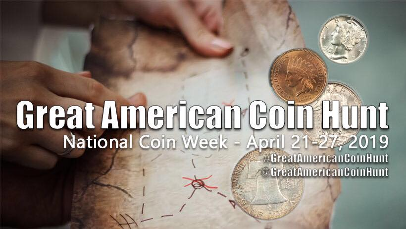 thumbnail image for Coin Dealers Sprinkle Thousands Of Valuable Coin Into Circulation For National Coin Week