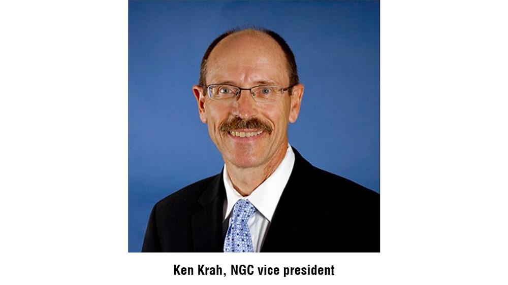 main image for PRESS RELEASE: NGC VP Ken Krah Delays Retirement