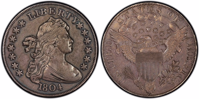 main image for Class I 1804 Dollar Hitting the Block in June