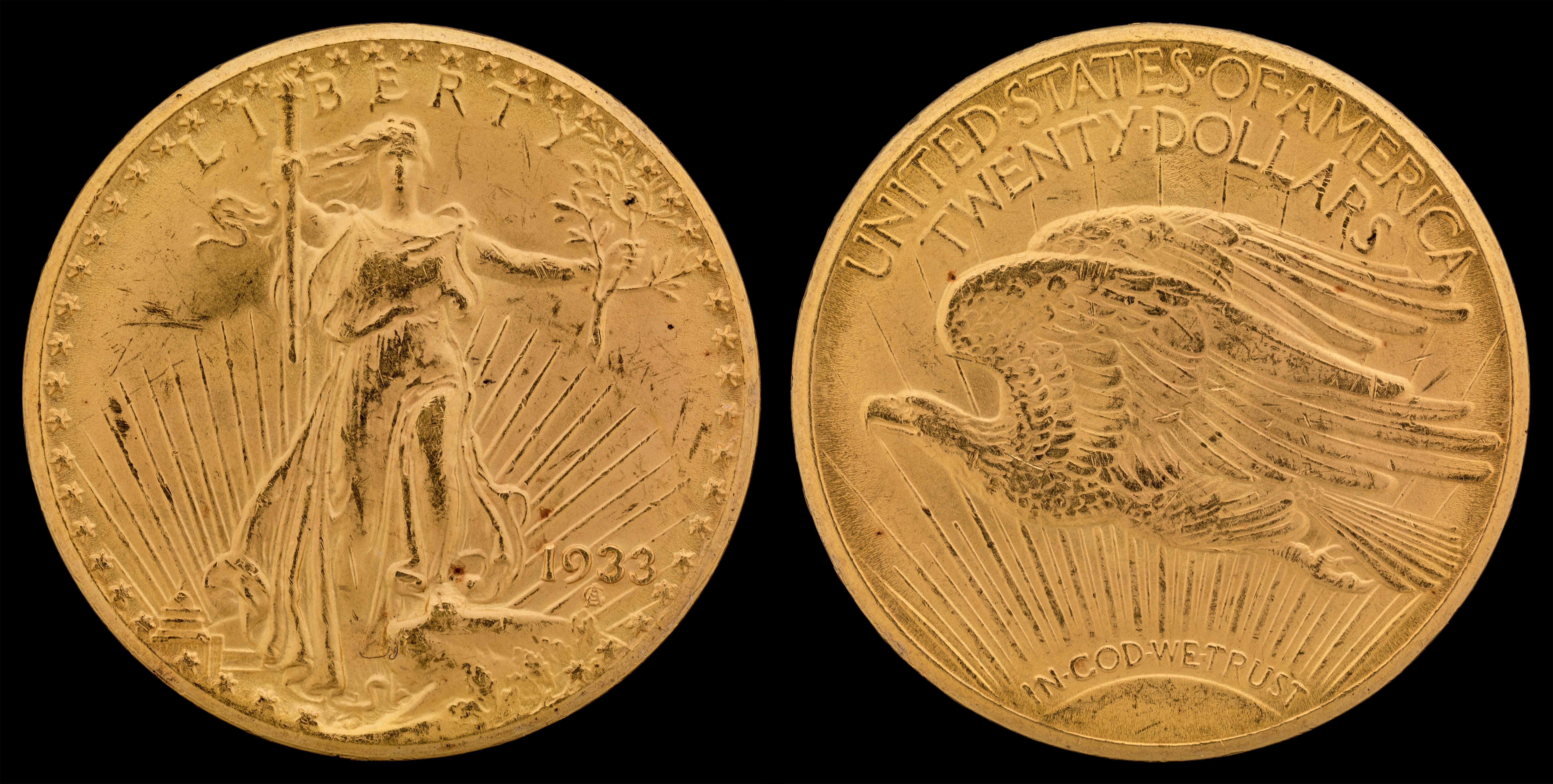 main image for US Mint Legal Representative Will Exhibit 1933 Gold $20 Double Eagle, Discuss Litigation Issues at Pennsylvania Coin Show