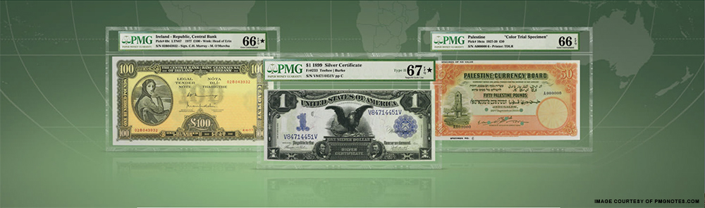 main image for PRESS RELEASE: PMG Grades 2.5 Million Notes