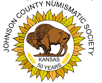 thumbnail image for 51th ANNUAL  JOHNSON COUNTY NUMISMATIC SOCIETY  COIN, STAMP, AND CARD SHOW