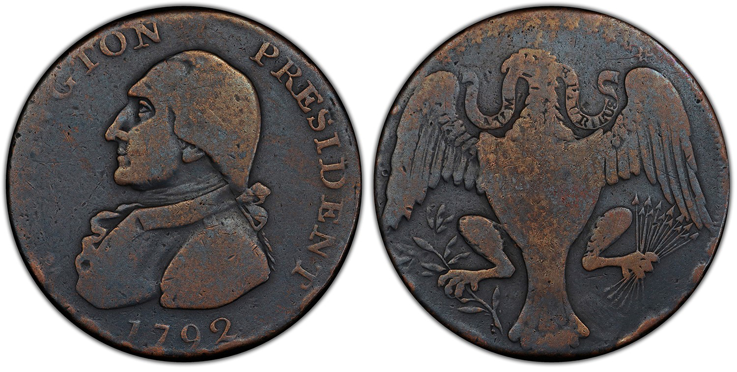 main image for PCGS Experts Spot Deceptively Altered Colonial Rarity