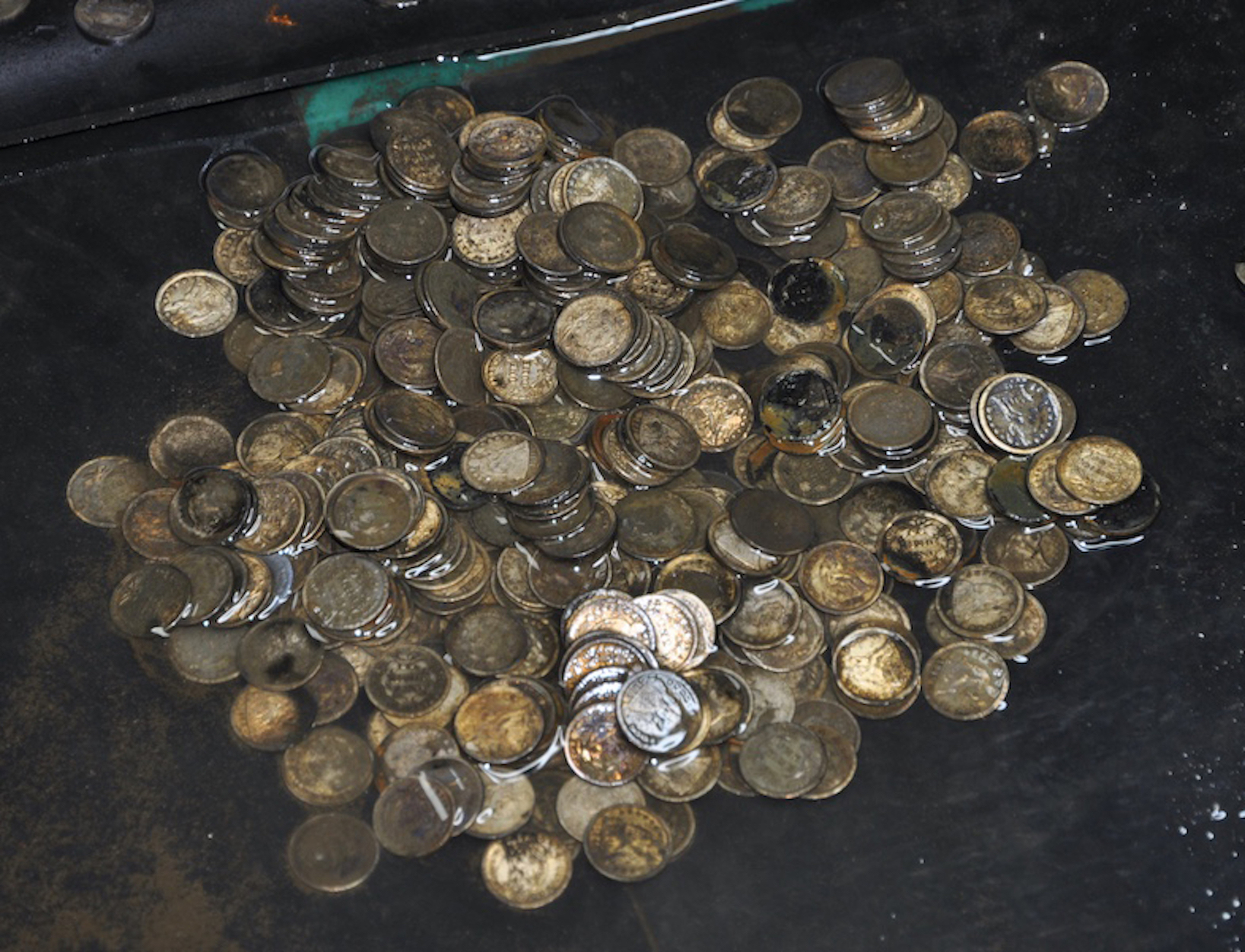main image for Rare Coins Recovered From S.S. Central America Sunken Treasure