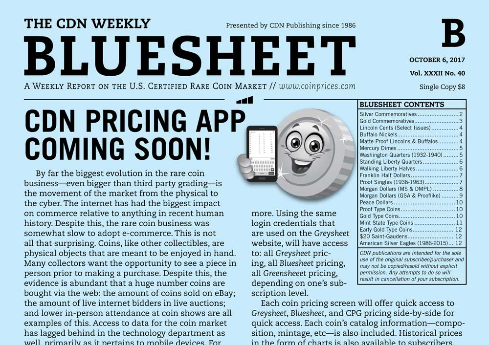 main image for BLUESHEET: CDN PRICING APP COMING SOON!