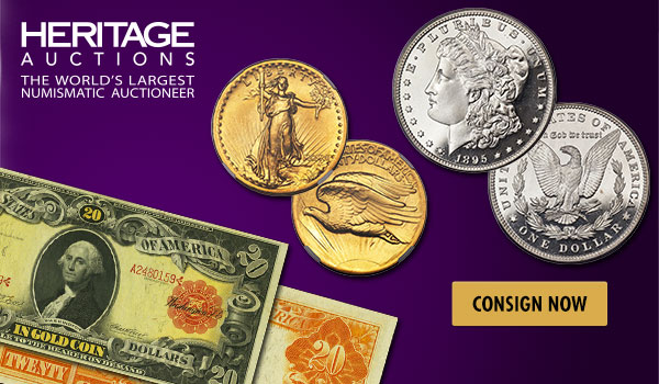 main image for PRESS RELEASE: Now Accepting Consignments For Our Official 2018 Chicago Coin Expo Auction  Deadline: February 16