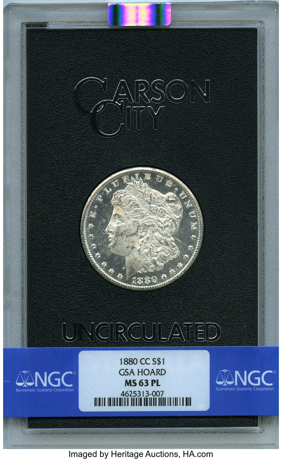 main image for 5 Reasons GSA Dollars Are Top Collectibles