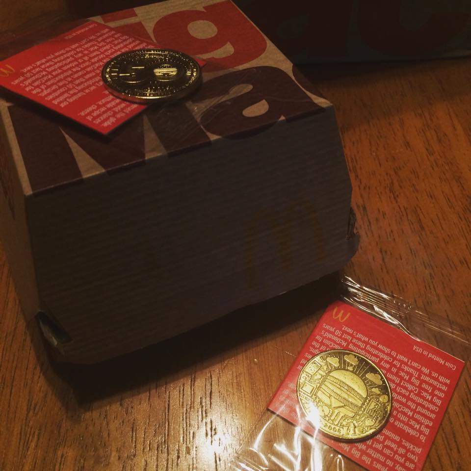 enlarged image for MacCoins Serve Up Numismatic Fun At McDonald's Restaurants