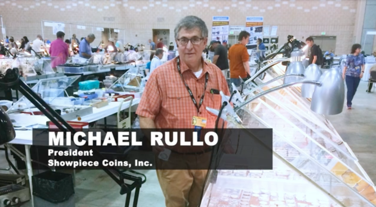 thumbnail image for New Jersey Coin Dealer Michael Rullo Discusses Marketplace For Budget Coins [Video]