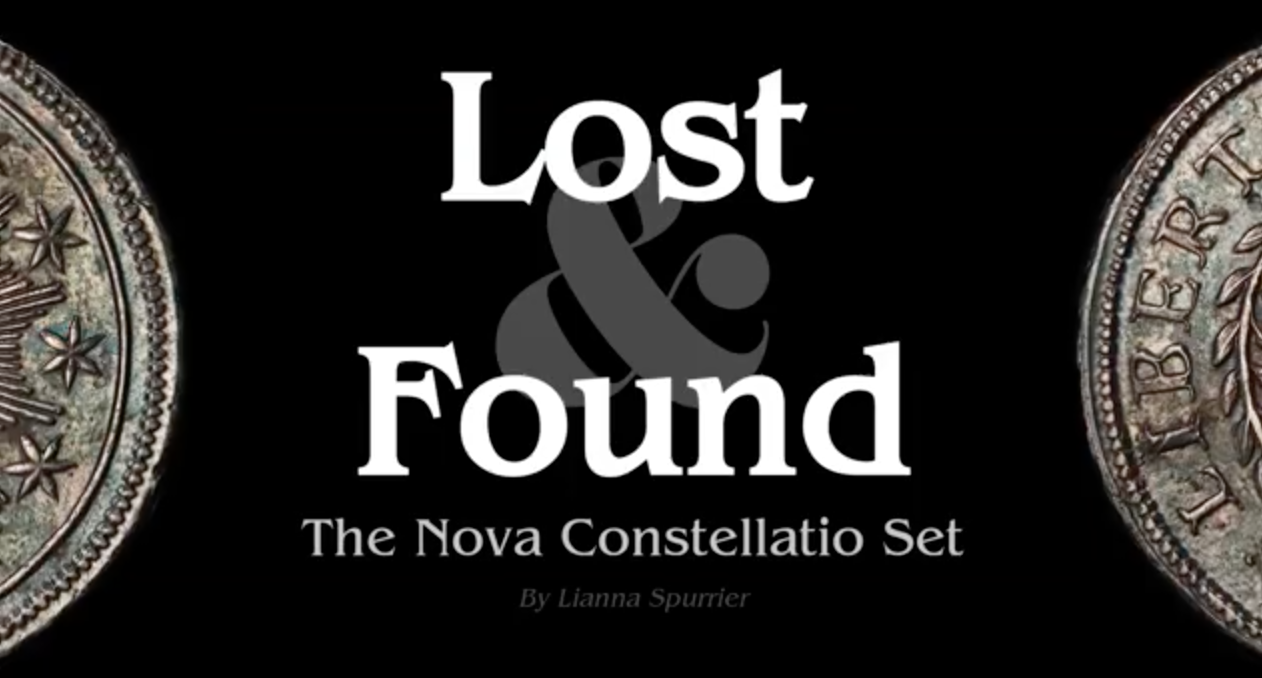 thumbnail image for Nova Constellatio Video Turning Heads, Creating New Numismatic Star?