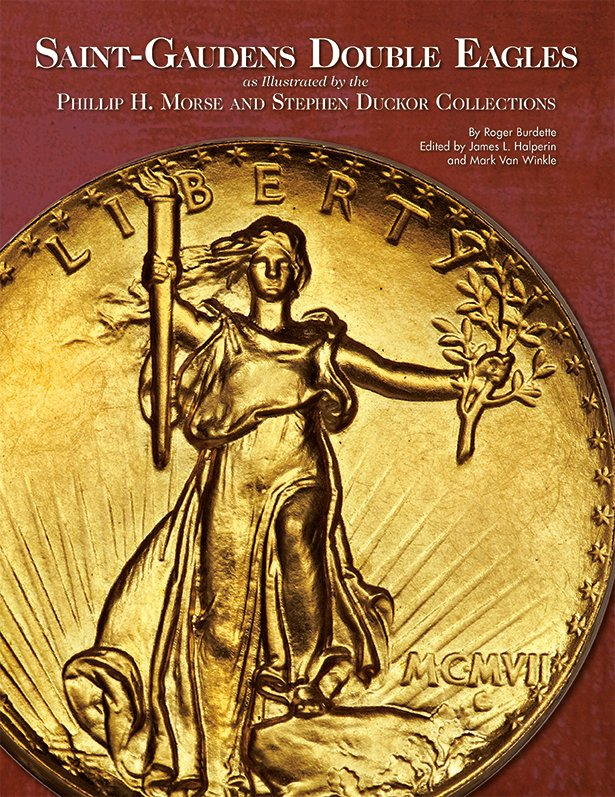 main image for Saint-Gaudens Double Eagle Book Available Through Heritage Auctions