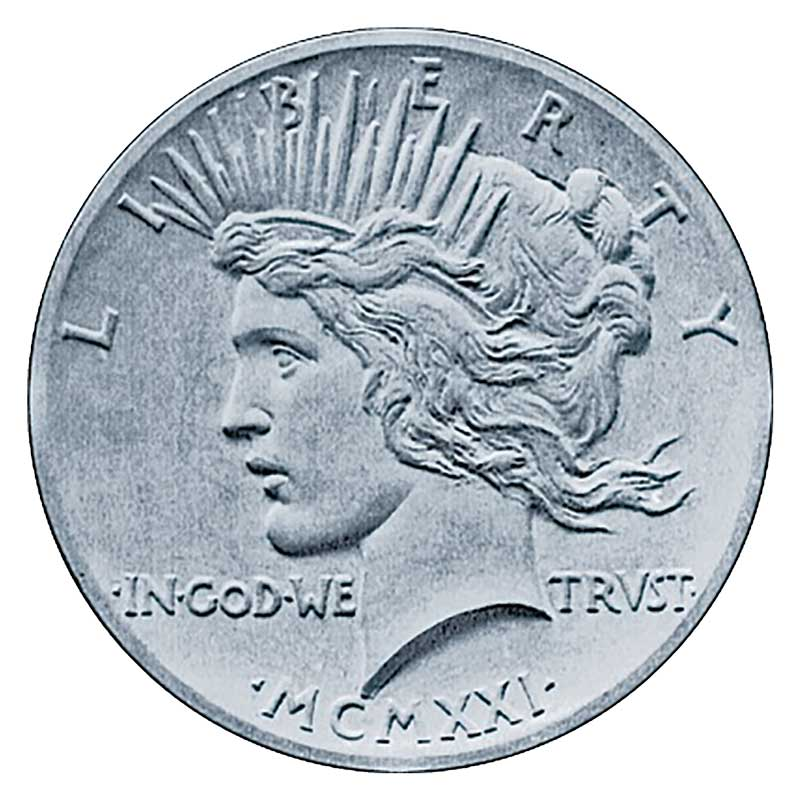 """thumbnail image for Peace Dollars—The """"Other"""" Silver Dollars"""