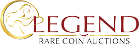 shop at Legend Rare Coin Auctions