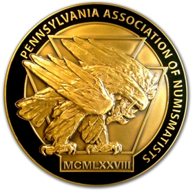 Event image for PAN Coin Show - Pennsylvania Association of Numismatics