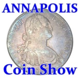Event image for Annapolis Coin & Currency Show - Annapolis MD