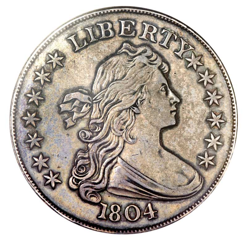 thumbnail image for SERIES ANALYSIS: Early Silver Dollars -- the 'Proofs' of 1801 to 1804 (Part 4)