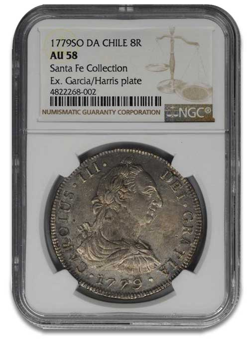main image for Stack's Bowers Galleries to Sell the Most Extensive Offering of Colonial-Era Chilean 8 Reales in Nearly Three Decades at the 2020 N.Y.I.N.C.