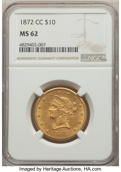 thumbnail image for Heritage Auctions: 1927-D Double Eagle Highlights $42 Million FUN US Coins Results