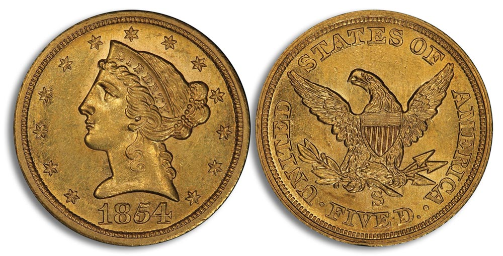 main image for Through the Eyes of a Collector: A Glimpse of the Pogue Coin Collection at CAC